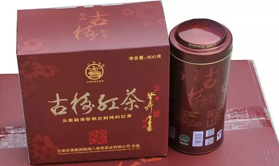 古树红茶 唤起八角亭记忆